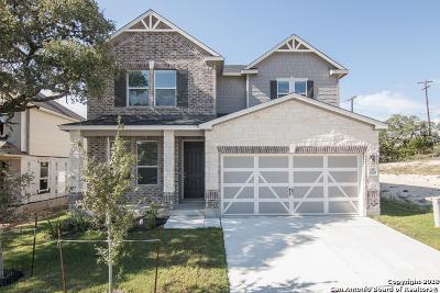 Boerne Single Family Home New: 7509 San Mirienda