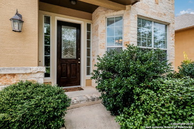 San Antonio Single Family Home Back on Market: 10435 Avalon Ridge