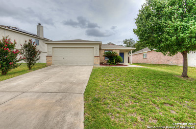San Antonio Single Family Home New: 11826 Oak Water
