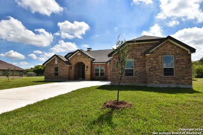 Bexar County, Comal County, Guadalupe County Single Family Home For Sale: 14618 Santa Gertrudis St