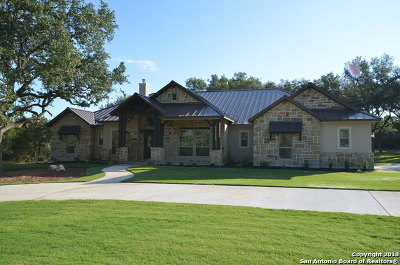 New Braunfels Single Family Home For Sale: 27222 Eichenbaum Rd