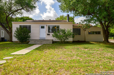 Schertz Single Family Home Back on Market: 600 Winburn Ave