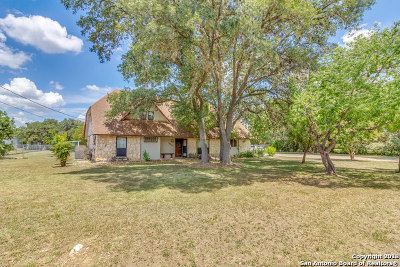 San Antonio Single Family Home New: 15221 Geronimo Loop