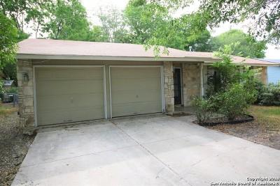 Single Family Home New: 8500 Glen Shadow