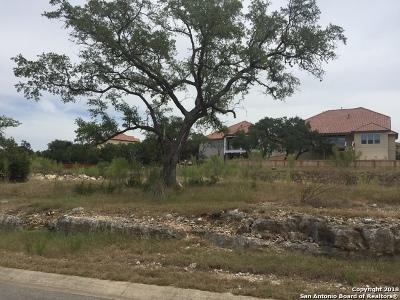 San Antonio Residential Lots & Land New: 25106 Estancia Circle