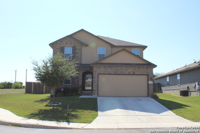 Bexar County, Comal County, Guadalupe County Single Family Home For Sale: 2417 York Bend
