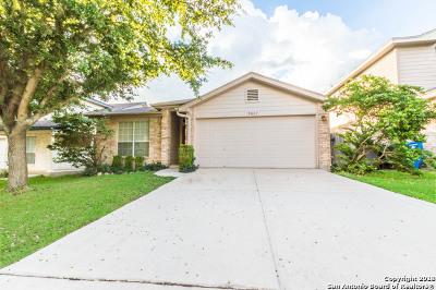 San Antonio Single Family Home New: 9807 Single Spur