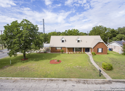 San Antonio Single Family Home New: 1527 Spanish Oaks