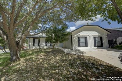 San Antonio Single Family Home New: 6803 Hillside Peak