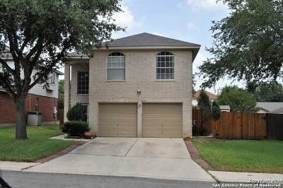 San Antonio Single Family Home New: 6107 Bear Branch Dr