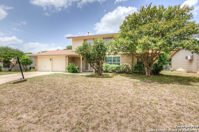 San Antonio Single Family Home New: 5111 Guinevere Dr