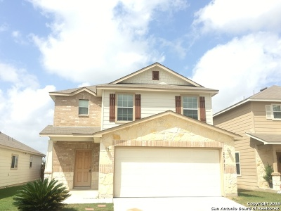 San Antonio Single Family Home New: 25211 Cambridge Well