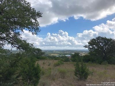 Comal County Residential Lots & Land For Sale: 2145 Senora Ridge