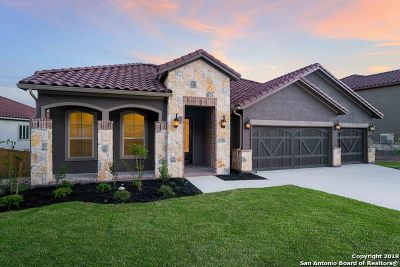 San Antonio Single Family Home New: 7126 Bella Bluff