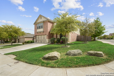 San Antonio Single Family Home New: 14034 Bella Donna
