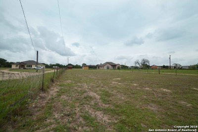 San Antonio Residential Lots & Land New: 24544 Open Range Rd