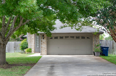 New Braunfels TX Single Family Home New: $194,950
