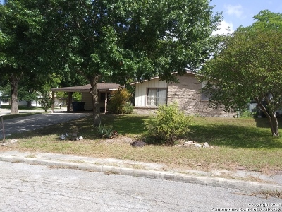 Kirby Single Family Home New: 5403 Cinderella St