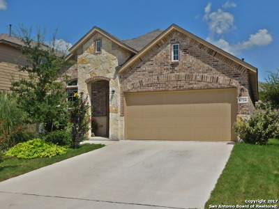 Bexar County Single Family Home New: 6734 Indian Lodge