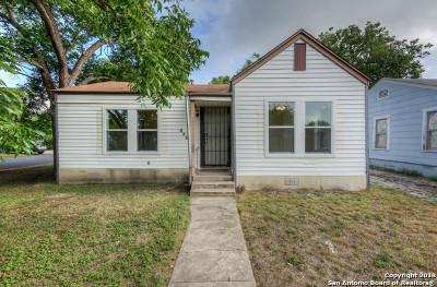 San Antonio TX Single Family Home New: $134,500