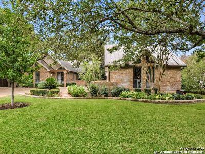 San Antonio Single Family Home New: 19218 Heather Forest