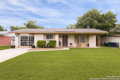 San Antonio TX Single Family Home New: $220,000