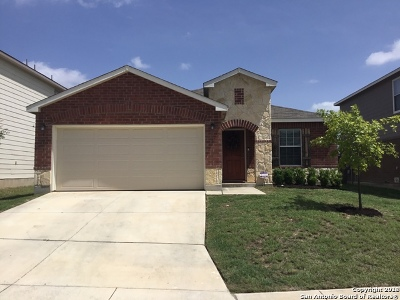 San Antonio Single Family Home Active RFR: 12107 Amber Vista