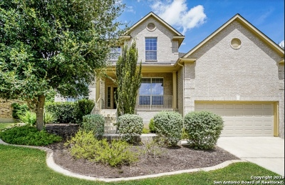 Cibolo Canyons Single Family Home Price Change: 3611 Pinnacle Dr