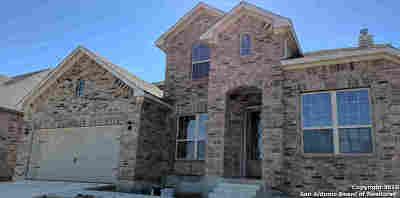 New Braunfels TX Single Family Home New: $384,990