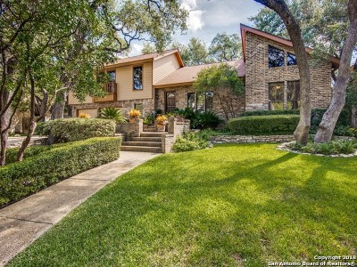 San Antonio Single Family Home New: 3911 Park Gate St