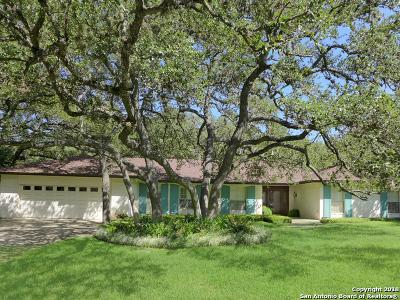 San Antonio Single Family Home New: 10119 Manton Ln