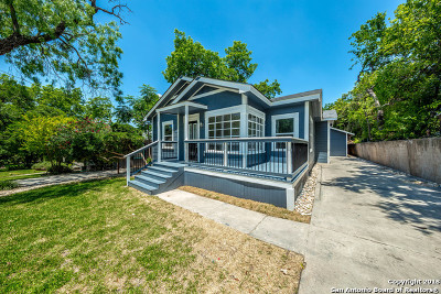 San Antonio Single Family Home For Sale: 111 Inslee Ave