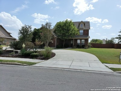 Schertz Single Family Home New: 7024 Hallie Heights