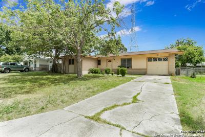 San Antonio TX Single Family Home New: $117,500