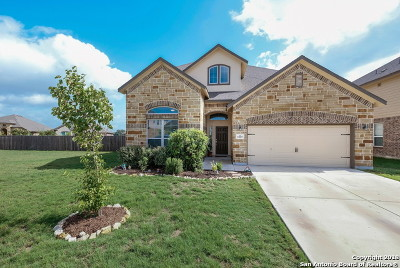 Bexar County Single Family Home New: 13927 Cohan Way