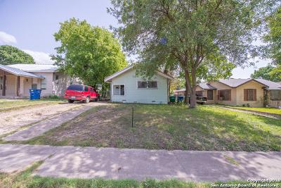 San Antonio Single Family Home New: 134 Stratford Ct