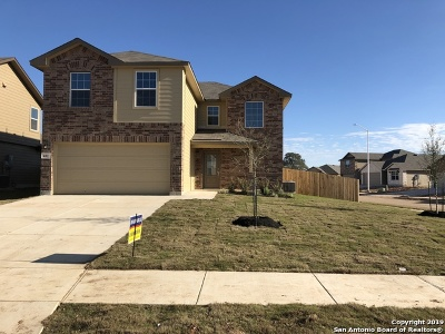 Cibolo Single Family Home For Sale: 432 Salt Fork