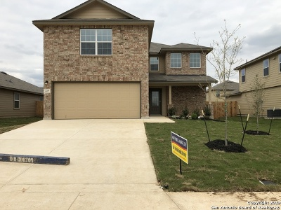 Cibolo Single Family Home For Sale: 225 Grand Rapids