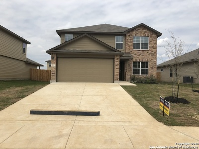 Cibolo Single Family Home For Sale: 217 Grand Rapids