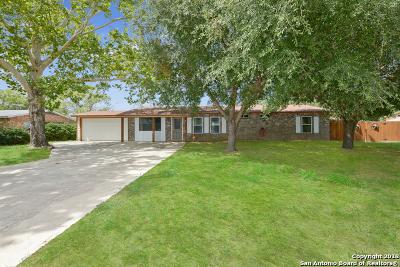 Pleasanton Single Family Home For Sale: 412 Alta Dr
