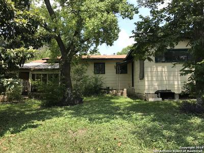 San Antonio Single Family Home New: 366 Gazel Dr