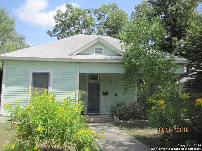 San Antonio Multi Family Home New: 507 E Ashby Pl