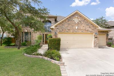 San Antonio Single Family Home New: 635 Hookberry Trail