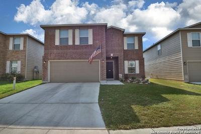 Bexar County Single Family Home New: 13207 Cipresso Palco