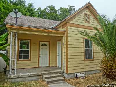 Single Family Home Price Change: 1139 Morales St