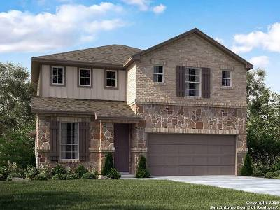 Boerne Single Family Home New: 110 Clarendon