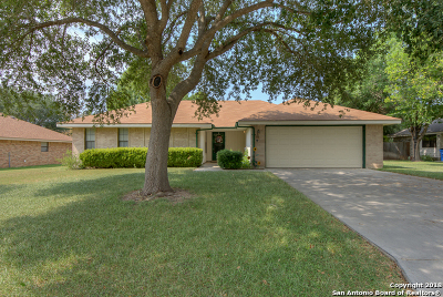 Seguin Single Family Home For Sale: 776 Country Club Dr