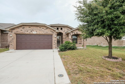 Converse Single Family Home New: 3847 Bogie Way