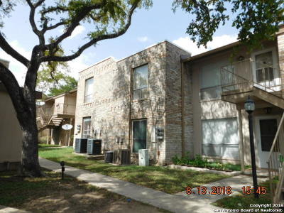 San Antonio Condo/Townhouse New: 9503 Powhatan Dr #203