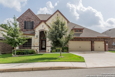 Alamo Ranch Single Family Home New: 3306 Coryell Cove